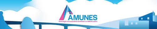 Banner AMUNES - Associação dos Municípios do Espírito Santo