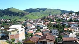 Foto contendo casas do Município de Vila Pavão